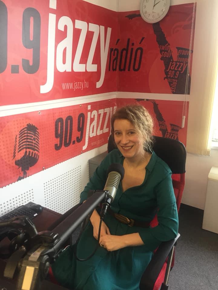 Jazzy interjú